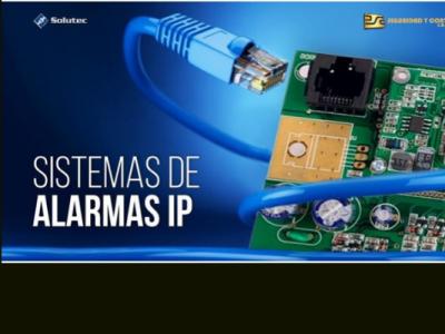 Sistemas de alarma IP